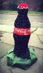 Coca Cola Bottle Tribute