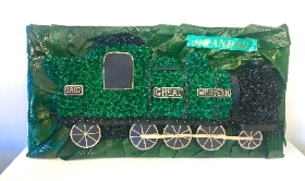 Green train design