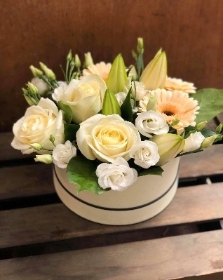 Cream Exquisite Arrangement