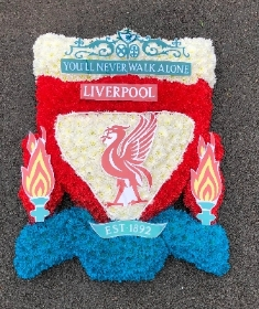 Liverpool football badge
